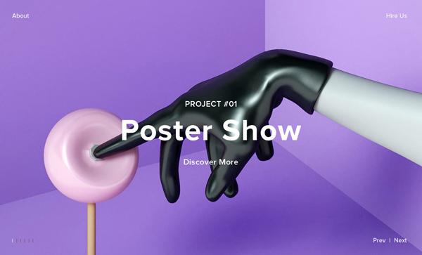 32 New Trend Website Design Examples - 32