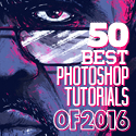 Post thumbnail of 50 Best Adobe Photoshop Tutorials of 2016