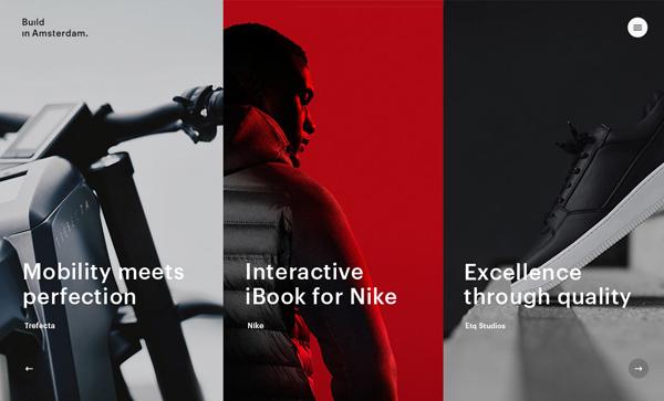 32 New Trend Website Design Examples - 7