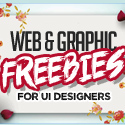Post thumbnail of New Web & Graphic Design Freebies : 26 Resources