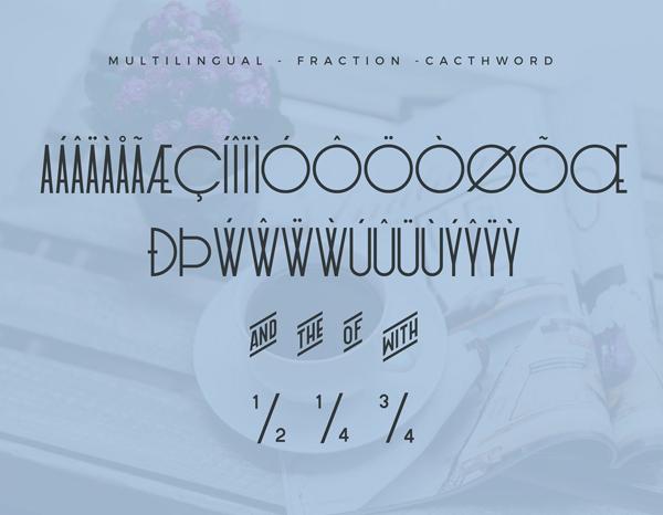 RedFlower Font & Letters