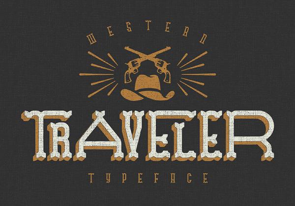 Traveler Free Font