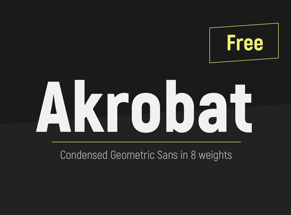 50 Best Free Fonts For 2017 - 1