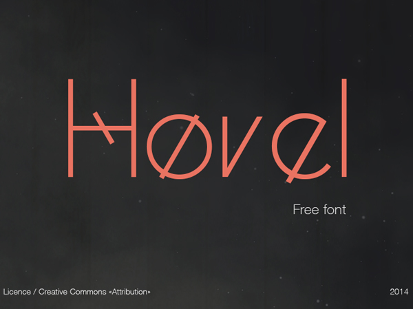50 Best Free Fonts For 2017 - 27