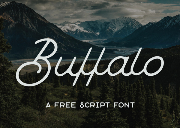 50 Best Free Fonts For 2017 - 30