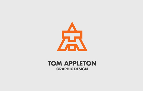 45 Best Line Art Logo Designs for Inspiration - 2