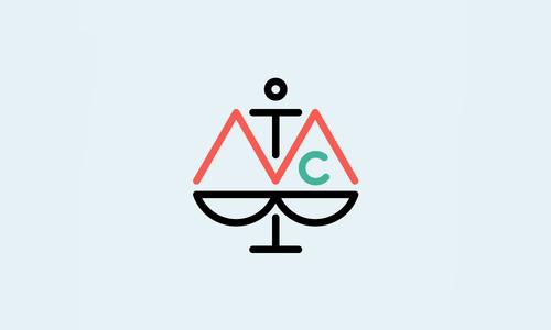 45 Best Line Art Logo Designs for Inspiration - 43
