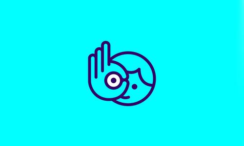 45 Best Line Art Logo Designs for Inspiration - 6
