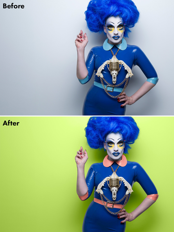 Change Colors in a Pphoto to Match 2017's Visual Trends in Photoshop Tutorial