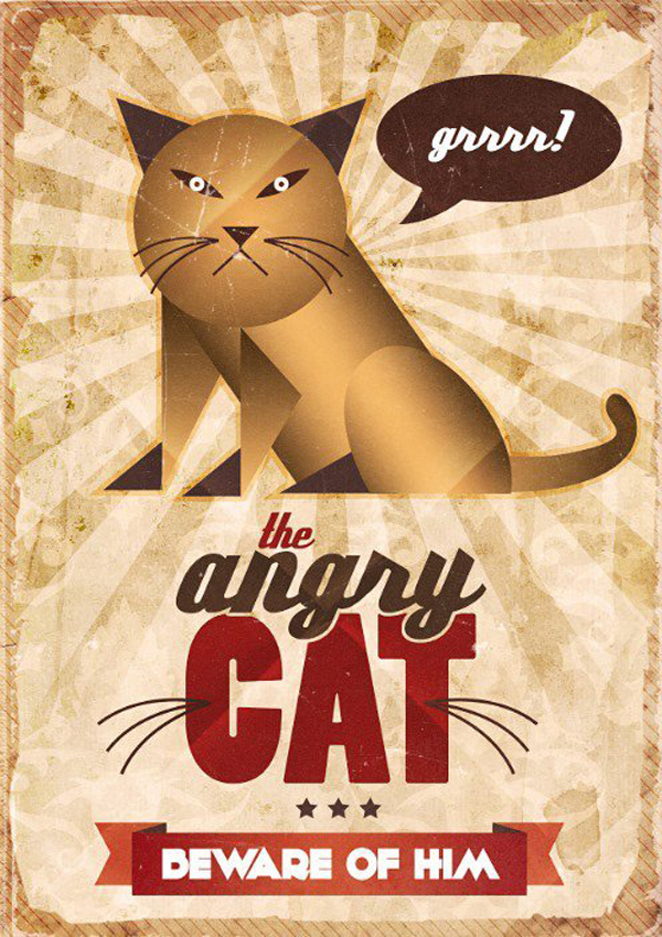Create a Vintage Style Poster in Photoshop