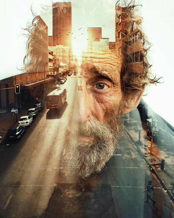 Create an Awesome Double Exposure Effect in Photoshop