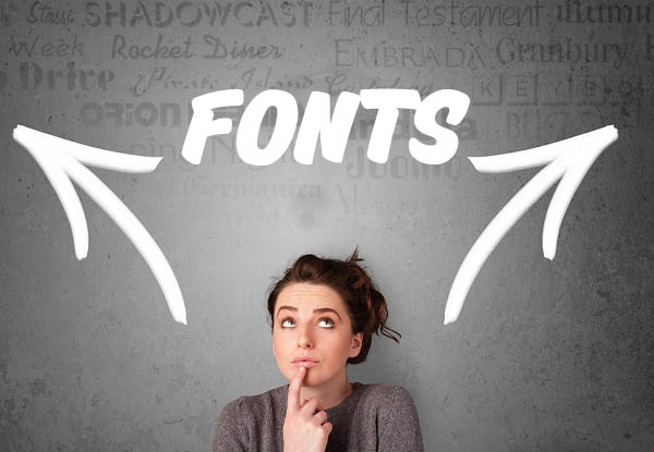 Fonts for corporate and expert brand