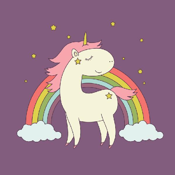 How to Create a Unicorn Illustration in Adobe Illustrator