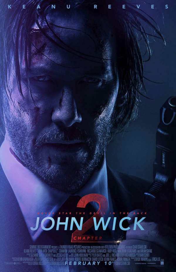 John Wick: Chapter Two Poster