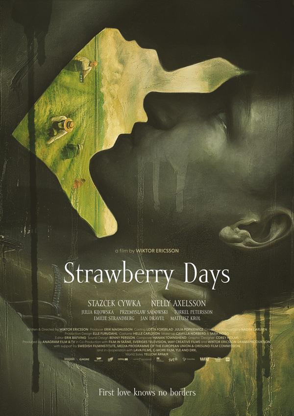 Strawberry Days Poster
