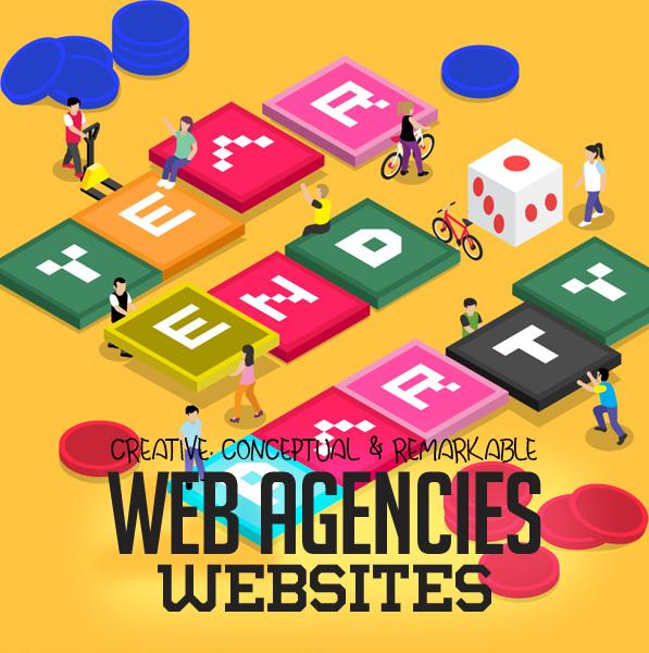 Web Design Agencies Websites: 26 Creative Web Examples