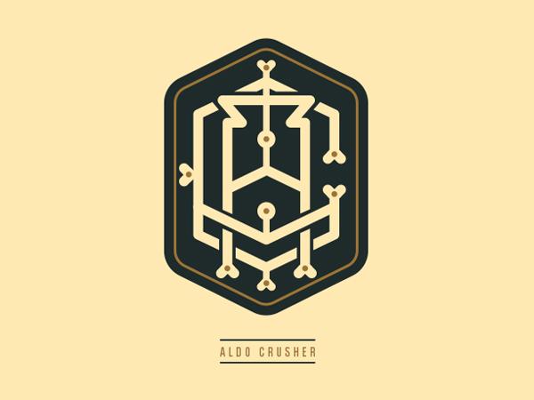 Creative Badge & Emblem Logo Designs for Inspiration - 15