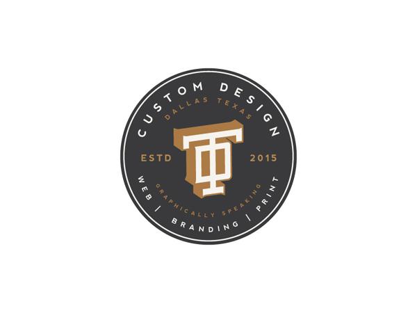 Creative Badge & Emblem Logo Designs for Inspiration - 16