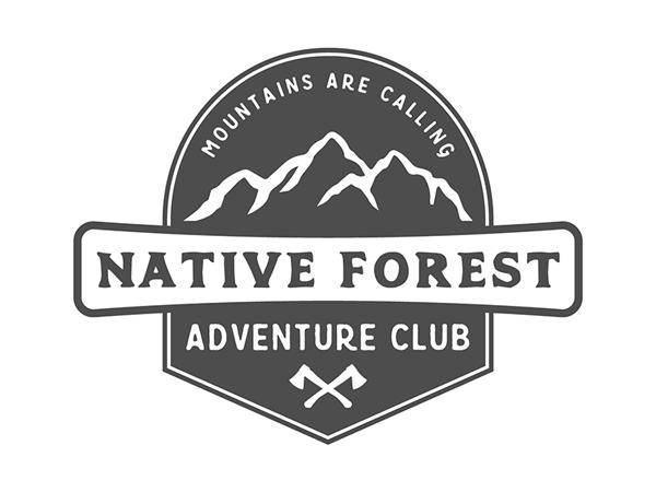 Creative Badge & Emblem Logo Designs for Inspiration - 5