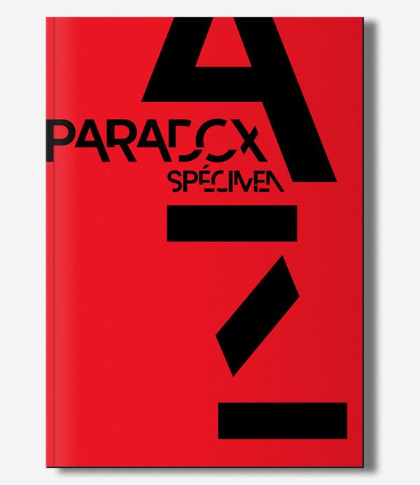 Paradox Free Font