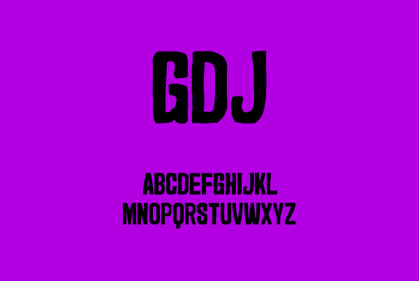 Marker2 Free Font