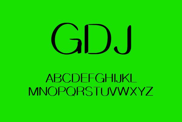 Delicate Sans Free Font