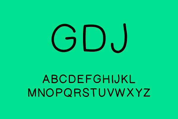 Kaori Gel Free Font