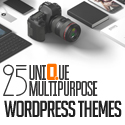 Post thumbnail of 25 Unique Multipurpose WordPress Themes For Creative Portfolio & Businesses