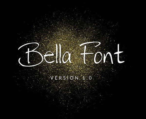 Bella Free Font