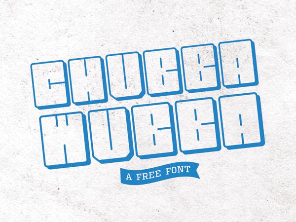 Chubba Wubba Free Font