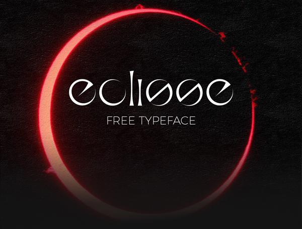 Eclisse Free Font