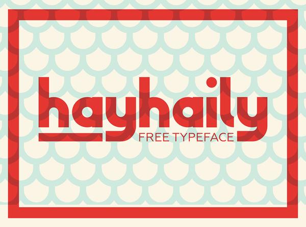 Hayhaily Free Font