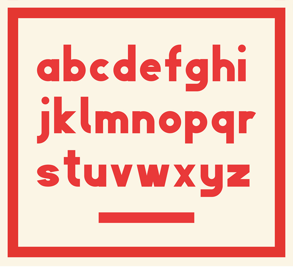 Hayhaily Font Letters