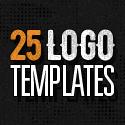 Post Thumbnail of Logo Templates: 25 Custom Logo Design Templates