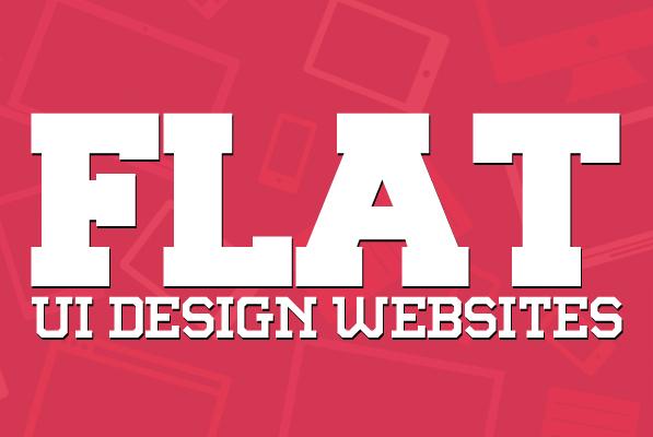 Flat UI Websites Design – 32 Creative Web Examples