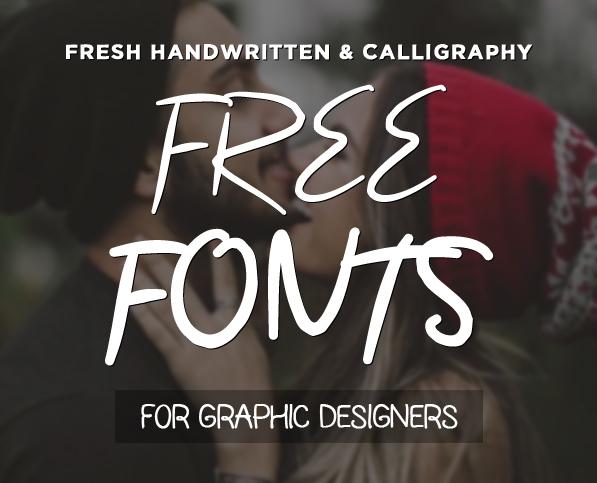 Fresh Free Fonts for Designers (19 fonts)