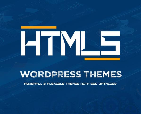 23 Modern Responsive HTML5 WordPress Themes