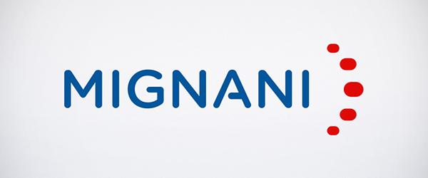 Branding: MIGNANI S.R.L. - Logo design