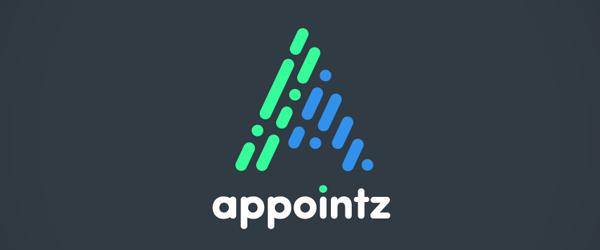 Branding: Appointz - Logo design