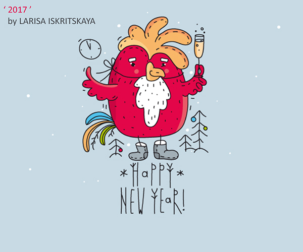 50 Creative Rooster Logo Designs for Inspiration - 14