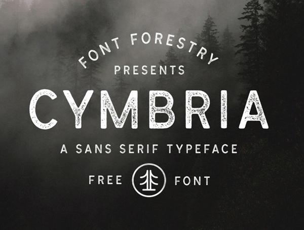 Cymbria Free Font