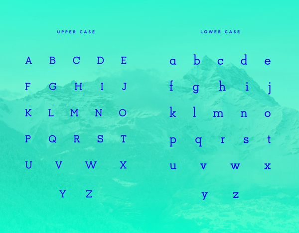 Piriquita Font Letters