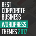 Post thumbnail of 25+ Best Corporate Business WordPress Themes 2017