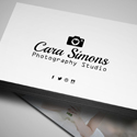Post thumbnail of Freebie – Photographer Business Card PSD Template