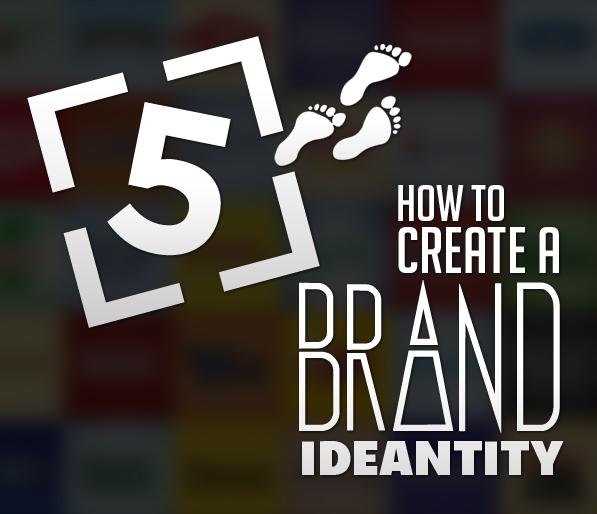 How to Create a Brand Identity (5 Steps)
