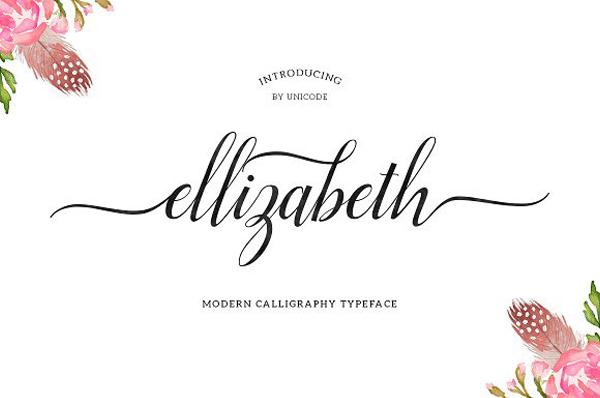 Elizabeth free font