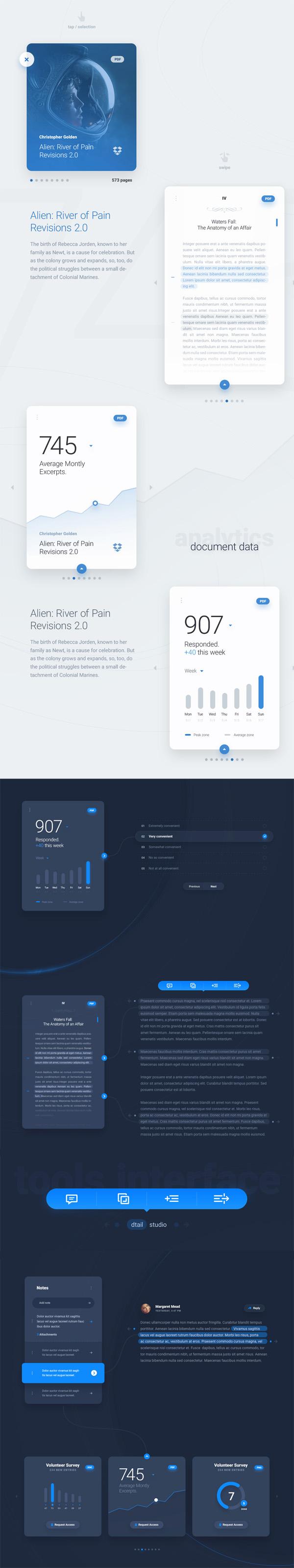 LiquidPro UI Kit - Free Download
