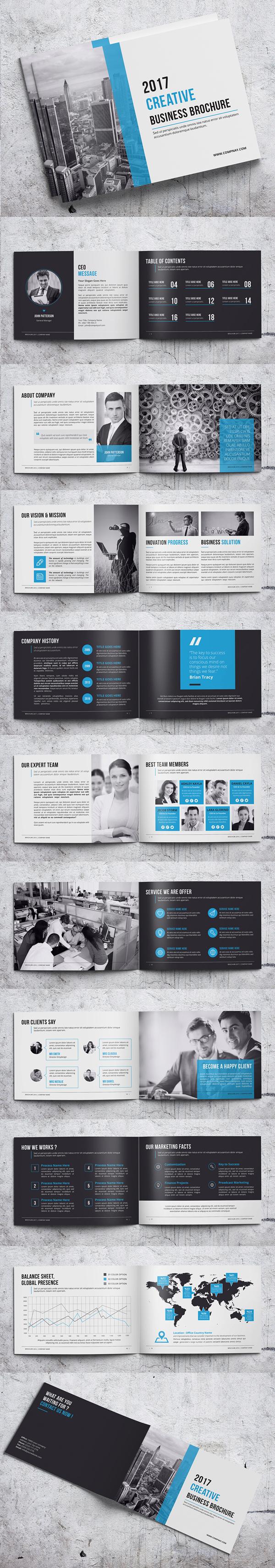 2017 Creative Business Brochure