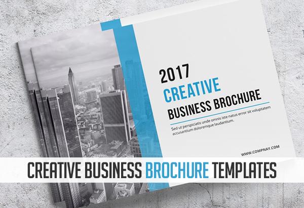 18 New Creative Brochure / Catalog Templates