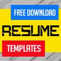 Post thumbnail of 21 Fresh Free Professional CV / Resume Templates